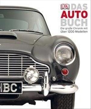 Das Auto-Buch: Die große Chronik mit über 1200 Modellen | Cover