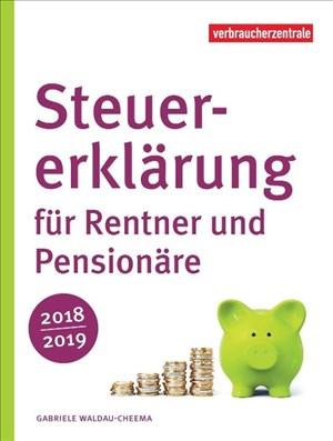 Steuererklärung für Rentner und Pensionäre 2018/2019 | Cover
