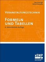Veranstaltungstechnik. Formeln und Tabellen