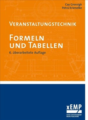 Veranstaltungstechnik. Formeln und Tabellen   Cover