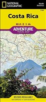 Costa Rica: NG.AM3100 (National Geographic Adventure Map, Band 3100)