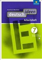 deutsch ideen SI - Ausgabe 2012 Nordrhein-Westfalen: Arbeitsheft 7 (mit Online-Angebot)