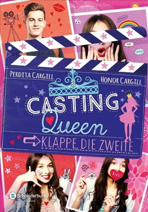 Casting-Queen, Band 02: Klappe, die zweite | Cover