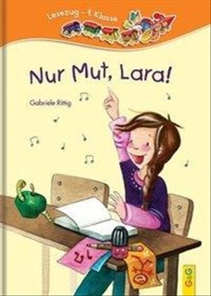 Nur Mut, Lara! | Cover