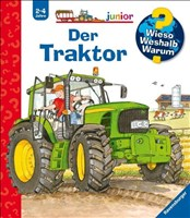 Wieso? Weshalb? Warum? junior 34: Der Traktor