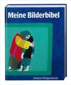 Meine Bilderbibel: Geschichten aus der Bibel in Bildern von Kees de Kort | Cover