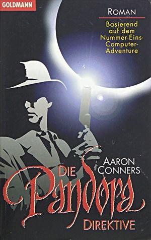 Die Pandora-Direktive | Cover