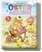 Mein liebstes Oster-Puzzlebuch: Mit 5 Puzzles (Ostern, Band 2)