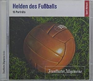 Helden des Fußballs: 15 Porträts   Cover