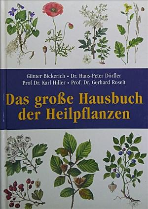 Das grosse Hausbuch der Heilpflanzen | Cover