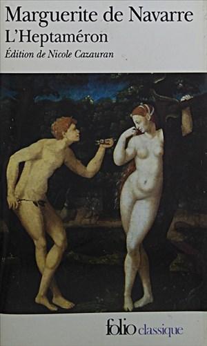 Heptaméron (Folio (Gallimard)) | Cover
