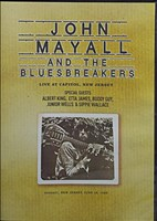 John Mayall & The Bluesbreakers: Live at Capitol, New Jersey