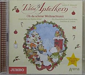 Tilda Apfelkern-Oh du Schöne Weihnachtszeit. | Cover
