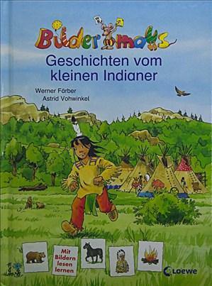 Bildermaus-Geschichten vom kleinen Indianer | Cover