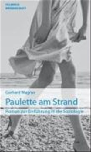 Paulette am Strand: Roman zur Einführung in die Soziologie | Cover