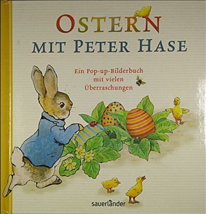 Ostern mit Peter Hase | Cover