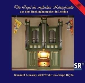 Orgel der Englischen Königsfamilie | Cover