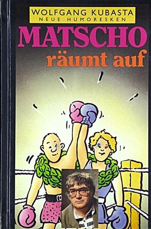 Matscho räumt auf   Cover