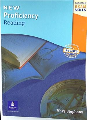 New Proficiency Reading (Longman Exam Skills) | Cover