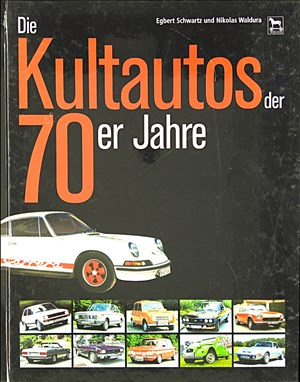 Die Kultautos der 70er Jahre | Cover