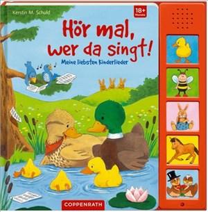 Hör mal, wer da singt!: Meine liebsten Kinderlieder   Cover