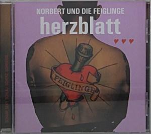 Herzblatt | Cover