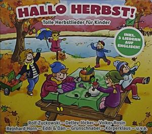 Verschiedene Interpreten - Hallo Herbst! (CD) | Cover