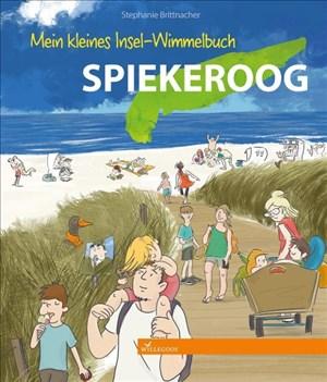 Mein kleines Insel-Wimmelbuch Spiekeroog   Cover