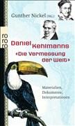Daniel Kehlmanns