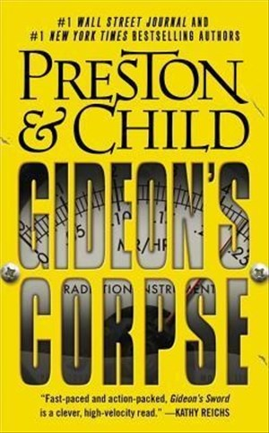 Gideon's Corpse (Gideon Crew Series) | Cover