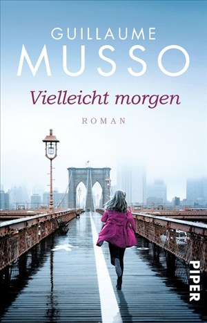 Vielleicht morgen: Roman   Cover