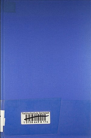 Das Fernsehspiel der Bundesrepublik. Themen, Form, Struktur, Theorie und Geschichte 1951-1977 | Cover