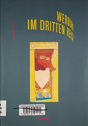 Werbung im Dritten Reich | Cover