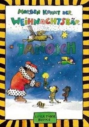 Morgen kommt der Weihnachtsbär (Little Tiger Books)   Cover
