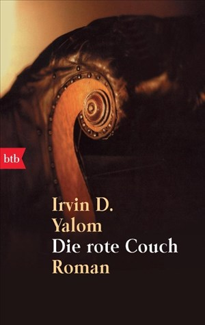 Die rote Couch. Roman | Cover
