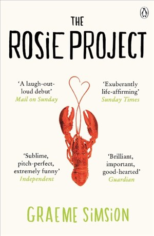 The Rosie Project (The Rosie Project Series, Band 1) | Cover