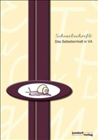 Schreibschrift (VA) - Das Selbstlernheft