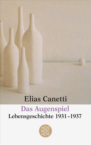 Das Augenspiel: Lebensgeschichte 1931-1937   Cover