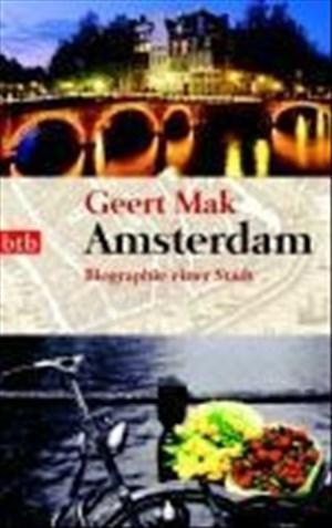 Amsterdam: Biographie einer Stadt | Cover
