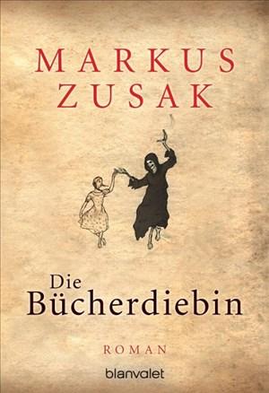 Die Bücherdiebin. Roman | Cover