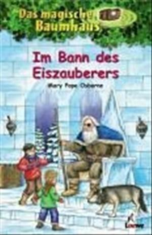 Im Bann des Eiszauberers | Cover
