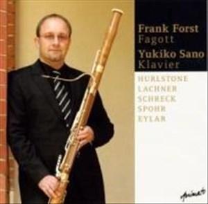 Werke für Fagott und Klavier   Cover