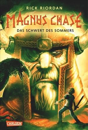 Magnus Chase 1: Das Schwert des Sommers | Cover