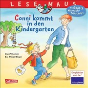 LESEMAUS 28: Conni kommt in den Kindergarten