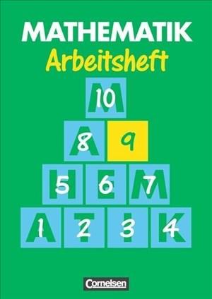 Mathematik Förderschule - Arbeitshefte: Mathematik, Neue Ausgabe für Sonderschulen, Arbeitshefte, H.9, EURO-Ausgabe   Cover