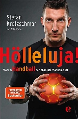 Hölleluja!: Warum Handball der absolute Wahnsinn ist   Cover