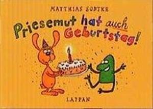 Nulli und Priesemut: Priesemut hat auch Geburtstag | Cover