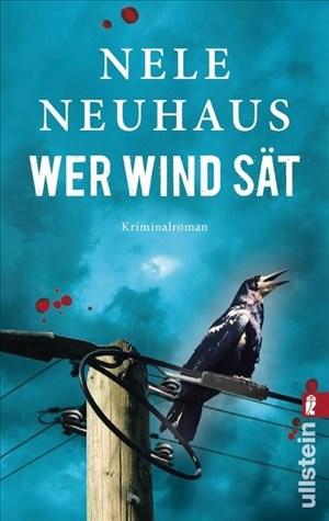 Wer Wind sät: Der fünfte Fall für Bodenstein und Kirchhoff | Cover