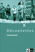 Découvertes / Verbenlernheft - Band 3