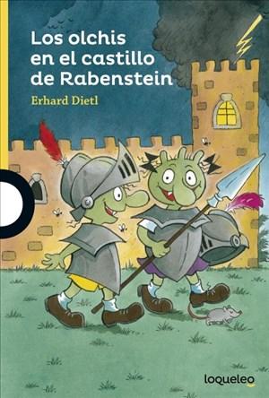 Los olchis en el castillo Rabenstein   Cover